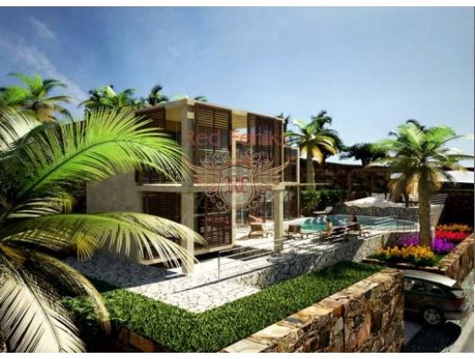 APARTMENT HOUSING ESTATE IN TIVAT,, building land in Region Tivat, land for sale in Bigova Montenegro