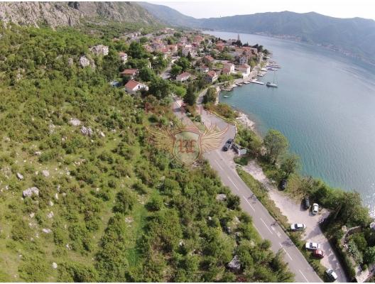 Large plot in Risan, Montenegro real estate, property in Montenegro, buy land in Montenegro