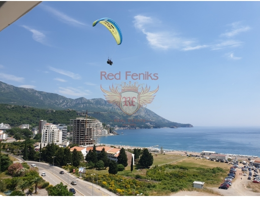 New Luxury Hotel Residential Complex in Becici, hotel in Montenegro for sale, hotel concept apartment for sale in Becici