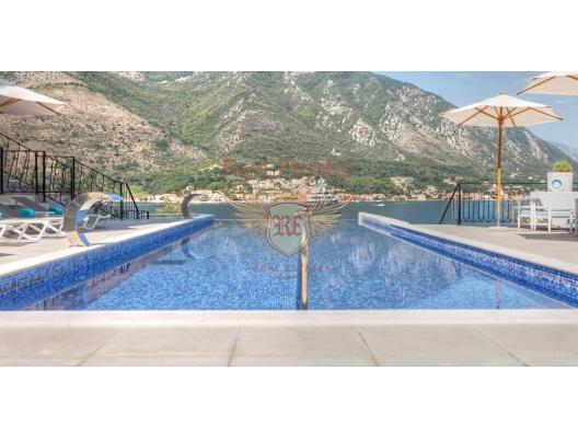 Dobrota Palazzi Resort, Boka Körfezi'nin sahil bölgesinde satılıktır.