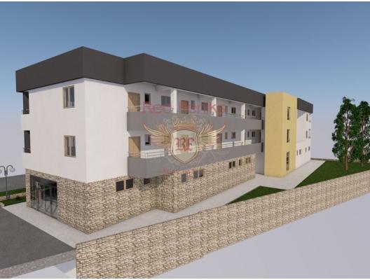 Bijela'da Yeni Bir Konut Sitesi, becici satılık daire, Karadağ da ev fiyatları, Karadağ da ev almak