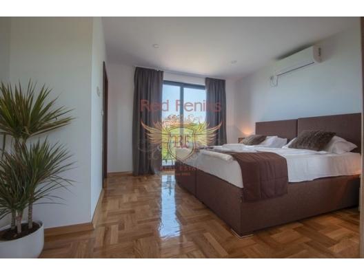 Modern House with Pool in Krimovice, buy home in Montenegro, buy villa in Region Budva, villa near the sea Becici