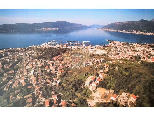 Urbanized Plot For Investment Construction, Montenegro real estate, property in Montenegro, buy land in Montenegro