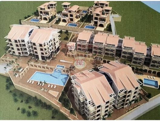 Urbanized Plot For Investment Construction, Montenegro da satılık arsa, Montenegro da satılık imar arsası
