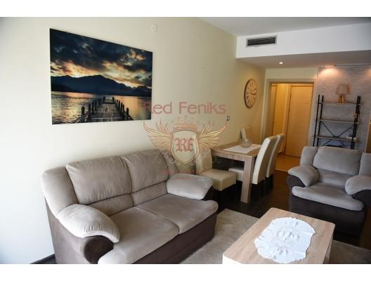 Apartment with a Magnificent Sea View, Montenegro da satılık emlak, Dobrota da satılık ev, Dobrota da satılık emlak