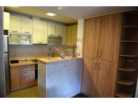 Apartment with a Magnificent Sea View, Dobrota da satılık evler, Dobrota satılık daire, Dobrota satılık daireler