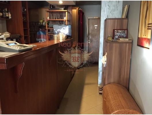 Denize Yakın Harika Restoran, karadağ da satılık cafe, montenegro satılık lokanta, Karadağ da satılık lokanta