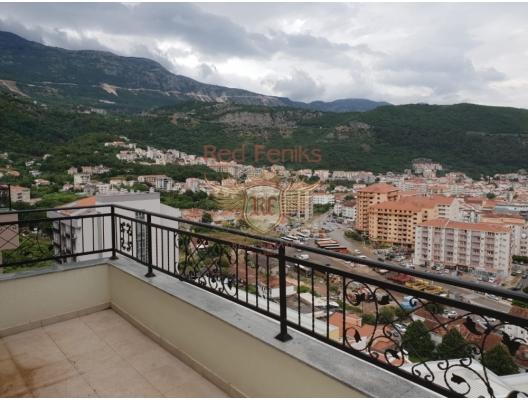 Budva yeni Daire, Karadağ da satılık ev, Montenegro da satılık ev, Karadağ da satılık emlak