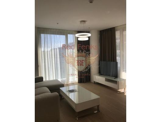 Gorgeous Apartment near the Old town of Budva, becici satılık daire, Karadağ da ev fiyatları, Karadağ da ev almak