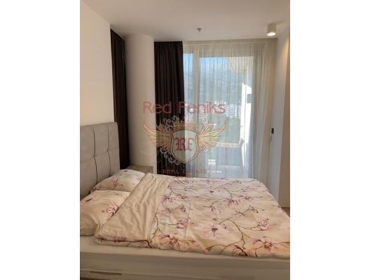 Gorgeous Apartment near the Old town of Budva, Karadağ satılık evler, Karadağ da satılık daire, Karadağ da satılık daireler