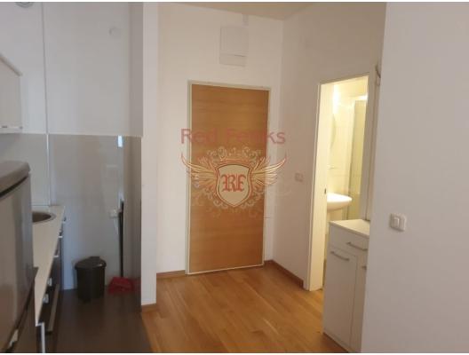 Budva, Karadağ'ın merkezinde satılık tek yatak odalı daire., Region Budva da satılık evler, Region Budva satılık daire, Region Budva satılık daireler
