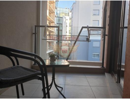 Budva, Karadağ'ın merkezinde satılık tek yatak odalı daire., Becici dan ev almak, Region Budva da satılık ev, Region Budva da satılık emlak