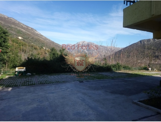 Two bedroom apartment with a sea view in Boka bay, Montenegro real estate, property in Montenegro, flats in Herceg Novi, apartments in Herceg Novi