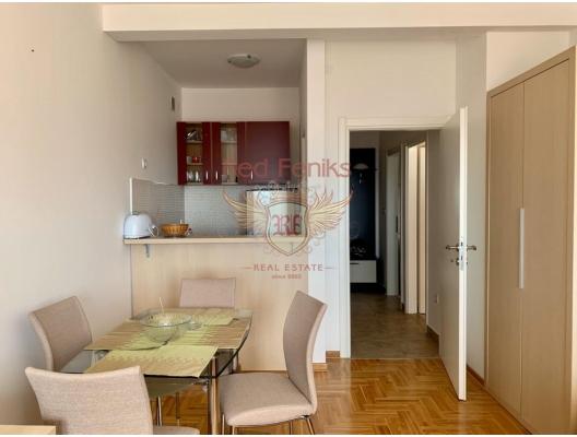 Budva'da Deniz Manzaralı Daire, Karadağ da satılık ev, Montenegro da satılık ev, Karadağ da satılık emlak