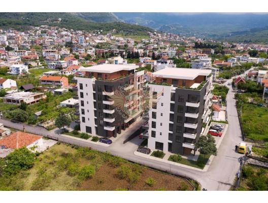 Çok iyi bir fiyata denize yakın yeni daireler, Bar, Karadağ da satılık ev, Montenegro da satılık ev, Karadağ da satılık emlak