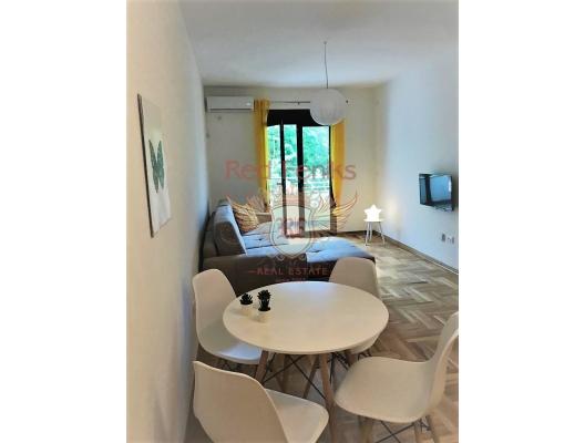 Becici'de yeni bir yatak odalı daire, Becici dan ev almak, Region Budva da satılık ev, Region Budva da satılık emlak