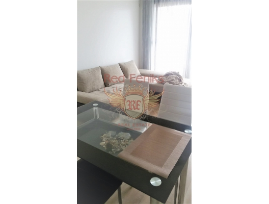 Budva'da Denize 250 m Tek Yatak Odalı Daire, Karadağ satılık evler, Karadağ da satılık daire, Karadağ da satılık daireler
