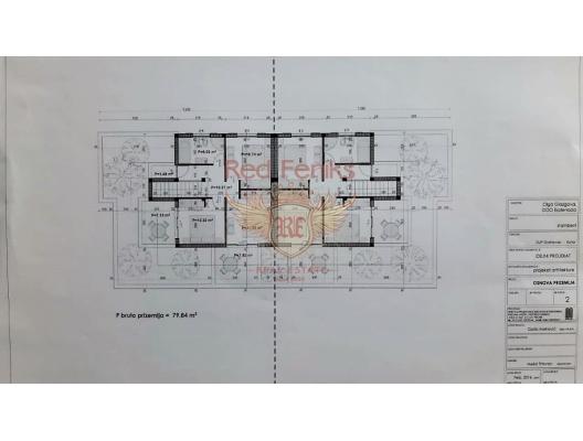 Yeni proje: Orachovec'deki villalar ve kasaba evleri, Kotor-Bay satılık müstakil ev, Kotor-Bay satılık villa
