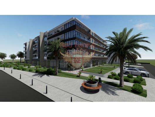 Tivat yeni bir binada Satılık işyeri.
