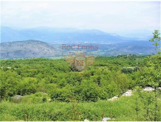 Ülkenin merkezinde bir taş ev ile büyük bir arsa, Karadağ Villa Fiyatları Karadağ da satılık ev, Montenegro da satılık ev, Karadağ satılık villa