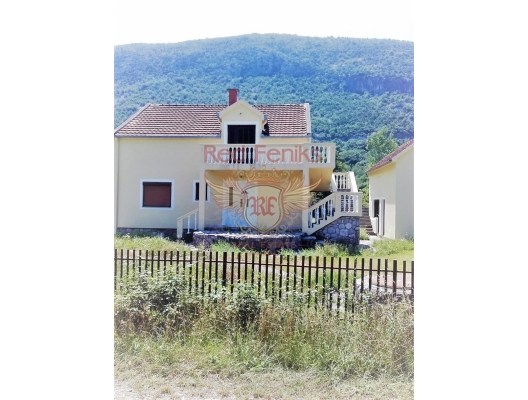 House with a large plot in Danilovgrad, Montenegro real estate, property in Montenegro, Central region house sale