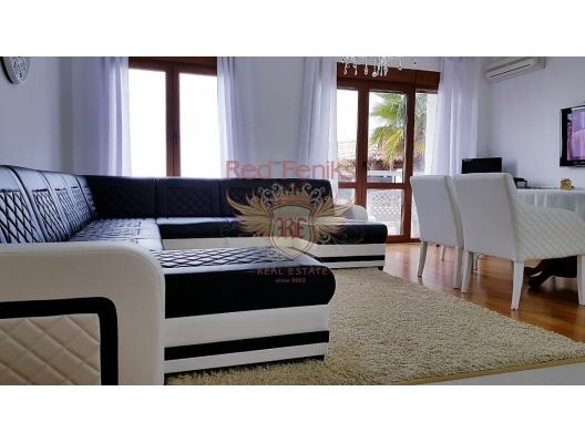 Dobre Vode'de 2 yatak odalı ve muhteşem deniz manzaralı daire, becici satılık daire, Karadağ da ev fiyatları, Karadağ da ev almak