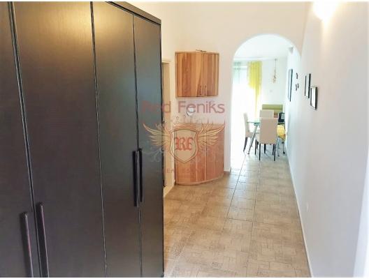 Prcanj köyünde daire. Karadağ, Dobrota da satılık evler, Dobrota satılık daire, Dobrota satılık daireler