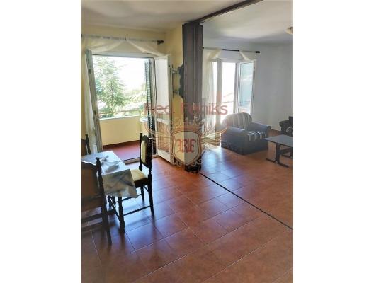 Boka koyunda deniz manzaralı iki yatak odalı daire, Kotor-Bay da satılık evler, Kotor-Bay satılık daire, Kotor-Bay satılık daireler