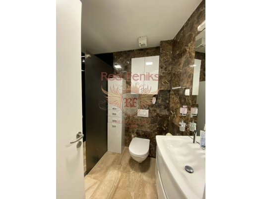 Budva'da ön cephede lüks tek yatak odalı daire, Region Budva da ev fiyatları, Region Budva satılık ev fiyatları, Region Budva ev almak