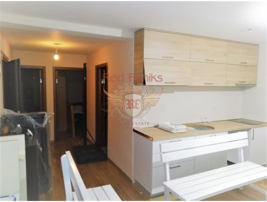 Apartment in Krasici, 200 m from the sea, apartments in Montenegro, apartments with high rental potential in Montenegro buy, apartments in Montenegro buy