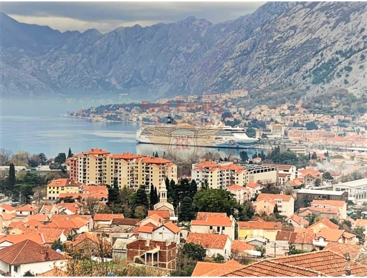 Magnificent villa in the Bay of Kotor, Montenegro real estate, property in Montenegro, Kotor-Bay house sale