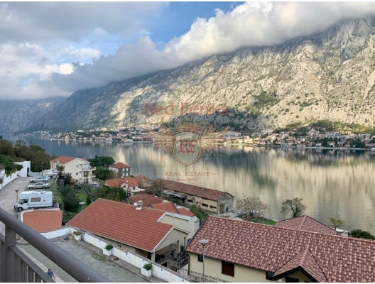 Two bedroom apartment for sale in complex, Muo, hotel in Montenegro for sale, hotel concept apartment for sale in Dobrota