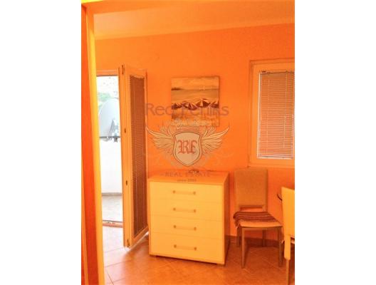Studio in Igalo near the sea, apartment for sale in Herceg Novi, sale apartment in Baosici, buy home in Montenegro