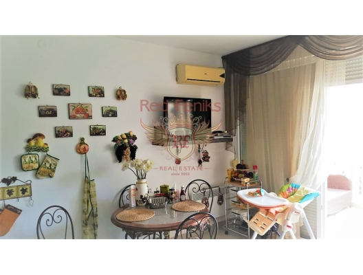 For sale duplex apartment with two bedrooms with a total area of 81m2 in Djenovici.