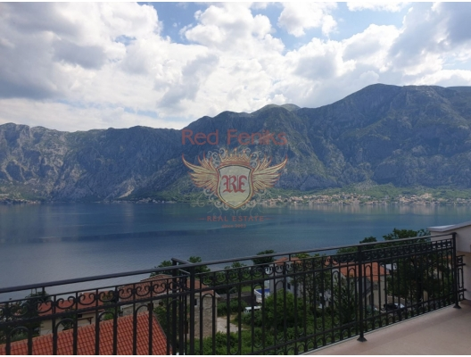 New luxury apartments with a pool in Boka Bay, apartment for sale in Kotor-Bay, sale apartment in Dobrota, buy home in Montenegro