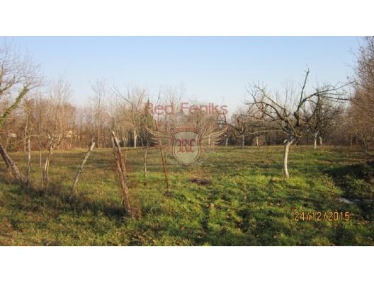 Urbanized plot in Danilovgrad is for sale.