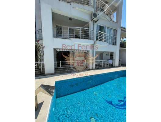 Beautiful apartment with a pool and separate bedroom in Herceg Novi, apartment for sale in Herceg Novi, sale apartment in Baosici, buy home in Montenegro