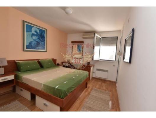 Budva Şehir Merkezi'nde Lüks Daire, Becici da ev fiyatları, Becici satılık ev fiyatları, Becici da ev almak