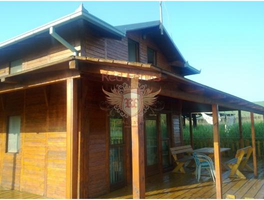Magnificent Summer House on Ada-Boyana, Bar satılık müstakil ev, Bar satılık müstakil ev, Region Bar and Ulcinj satılık villa