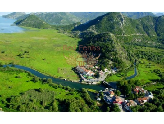 Eco-Village. Investment Project, commercial property in Central region, property with rental potential in Montenegro